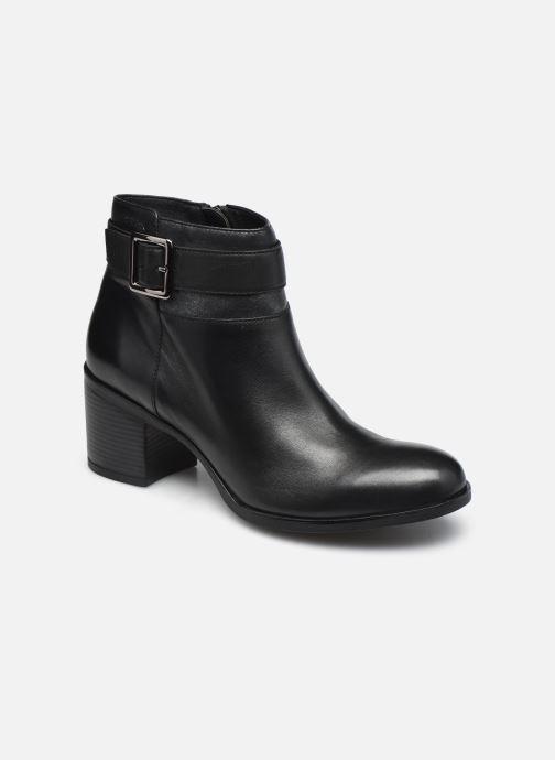 Stiefeletten & Boots Geox D NEW ASHEEL D04FSB schwarz detaillierte ansicht/modell