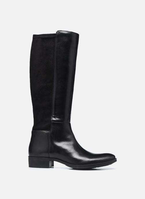 Botas Geox D LACEYIN D04BFD Negro vistra trasera