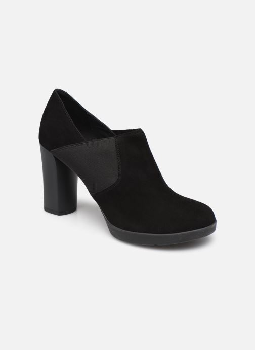 Stiefeletten & Boots Geox D ANYLLA HIGH D04LMH schwarz detaillierte ansicht/modell