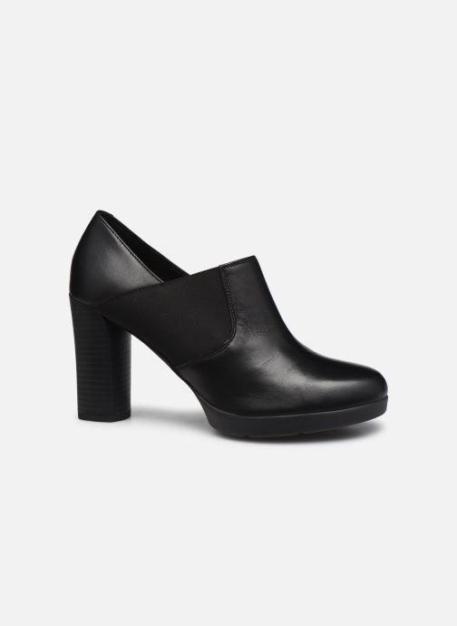 Bottines et boots Geox D ANYLLA HIGH D04LMH Noir vue derrière