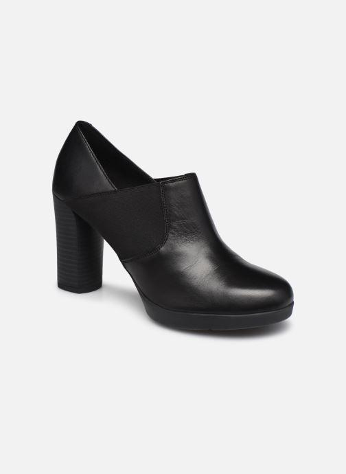 Bottines et boots Geox D ANYLLA HIGH D04LMH Noir vue détail/paire