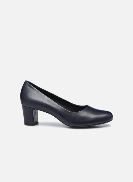 Zapatos de tacón Geox D UMBRETTA D04LBA Azul vistra trasera