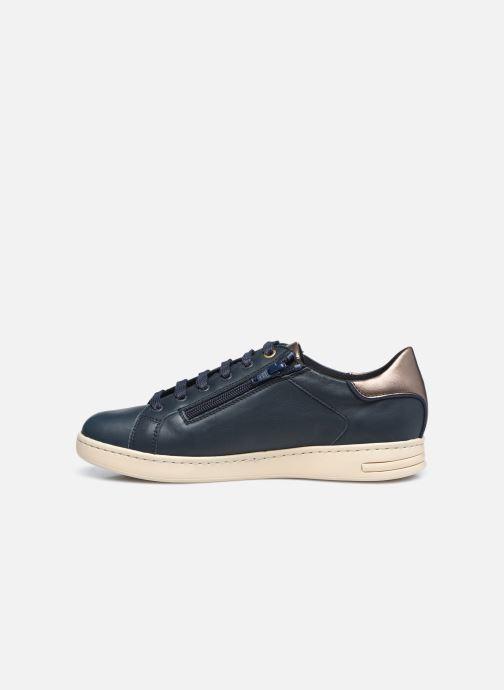 Sneakers Geox D JAYSEN D041BB085 Azzurro immagine frontale