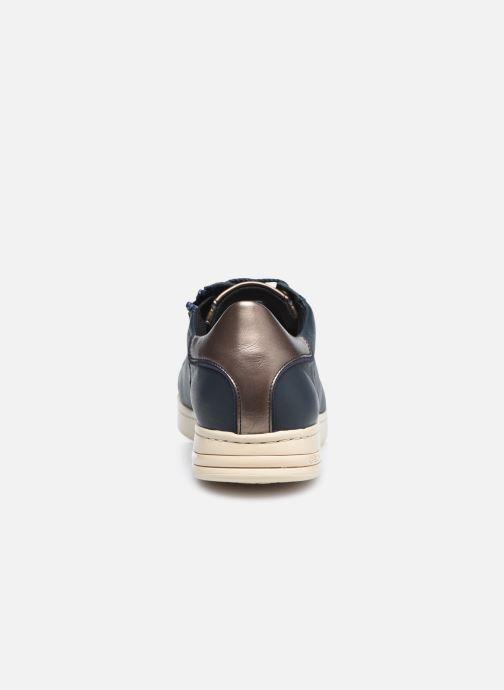 Sneakers Geox D JAYSEN D041BB085 Azzurro immagine destra