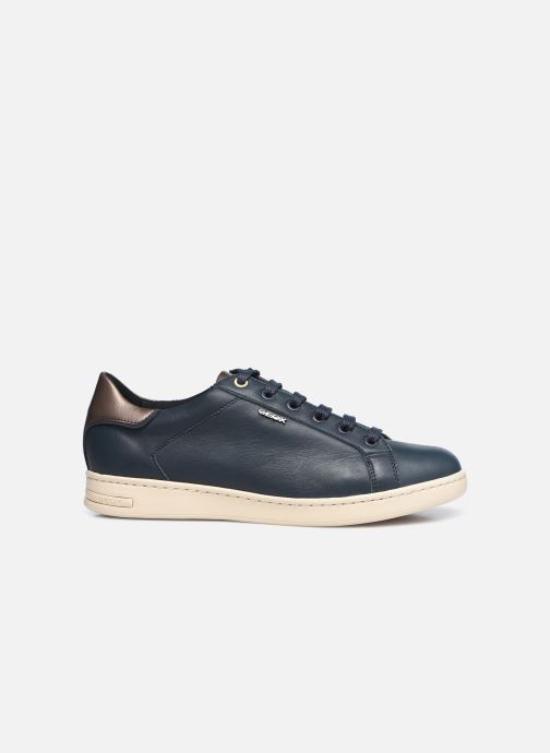 Sneakers Geox D JAYSEN D041BB085 Azzurro immagine posteriore