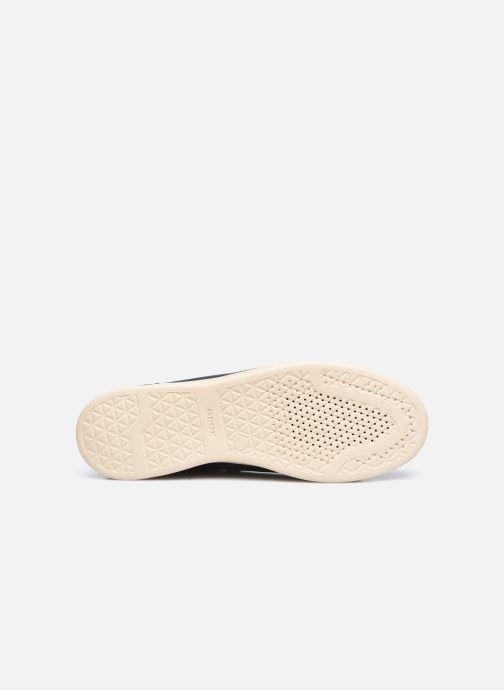 Sneakers Geox D JAYSEN D041BB085 Azzurro immagine dall'alto