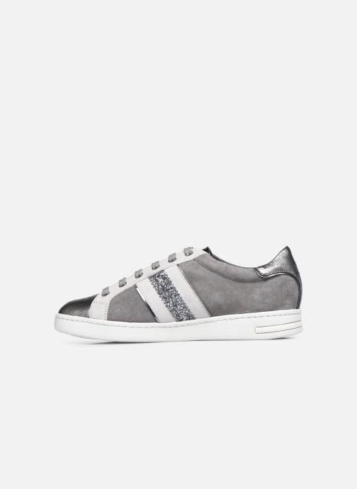 Sneaker Geox D JAYSEN D041BD022 grau ansicht von vorne