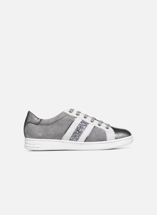 Sneaker Geox D JAYSEN D041BD022 grau ansicht von hinten