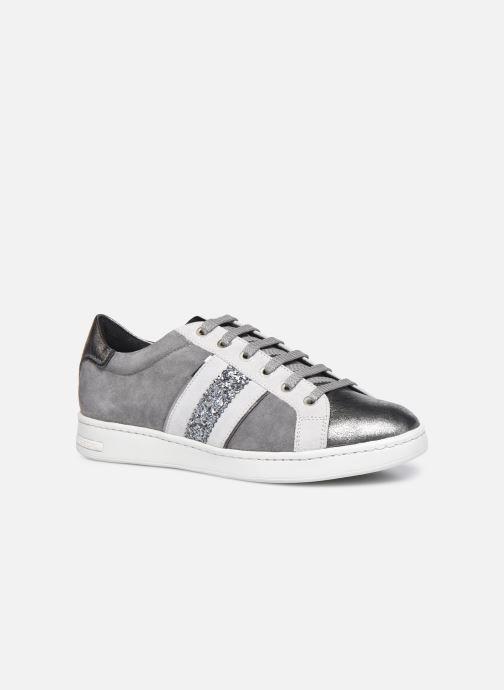 Sneaker Geox D JAYSEN D041BD022 grau detaillierte ansicht/modell