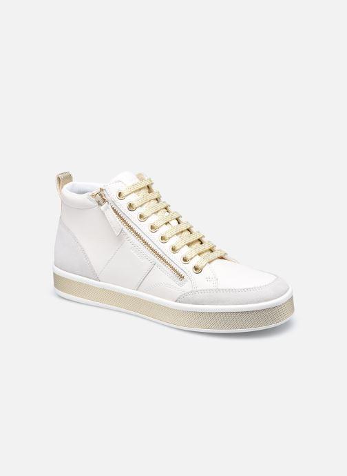 Sneaker Geox D LEELU D94FFG08522 weiß detaillierte ansicht/modell