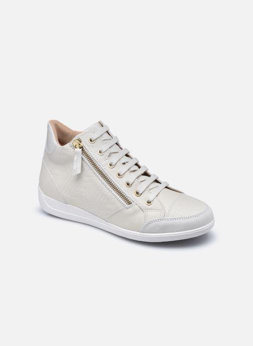 Sneaker Geox D MYRIA D0468B weiß detaillierte ansicht/modell
