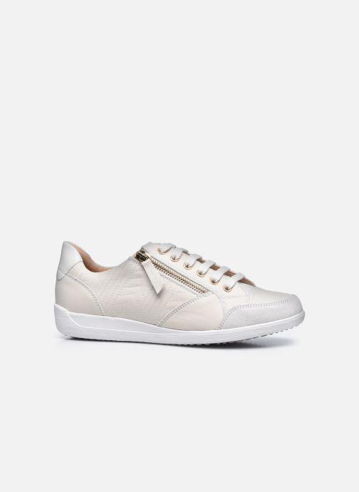 Sneaker Geox D MYRIA D0468D0VI weiß ansicht von hinten