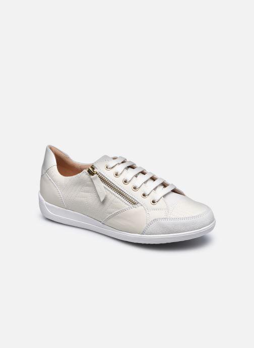 Sneaker Geox D MYRIA D0468D0VI weiß detaillierte ansicht/modell
