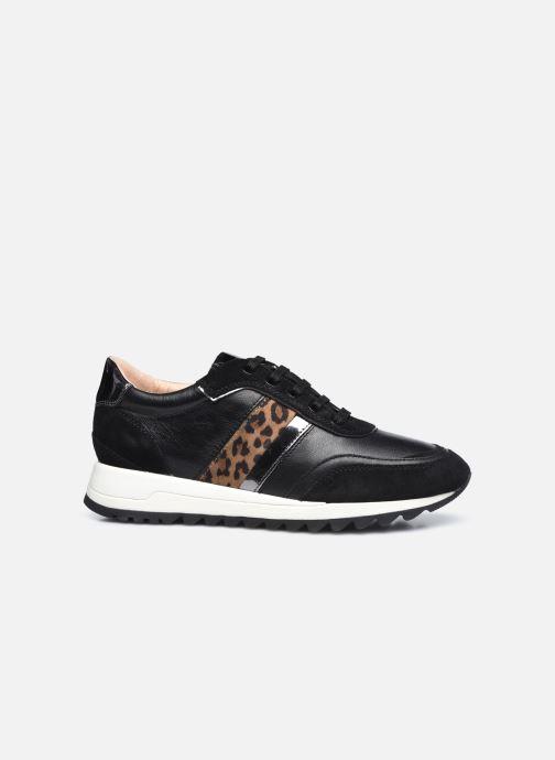Sneaker Geox D TABELYA D04AQB022 schwarz ansicht von hinten