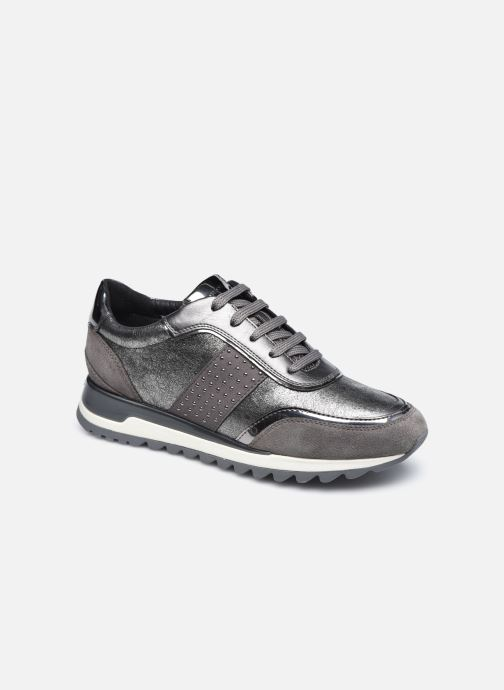 Sneaker Geox D TABELYA D94AQA022 silber detaillierte ansicht/modell