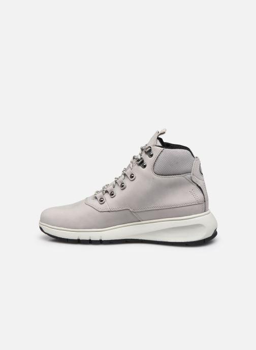 Stiefeletten & Boots Geox D AERANTIS 4X4 B ABX grau ansicht von vorne