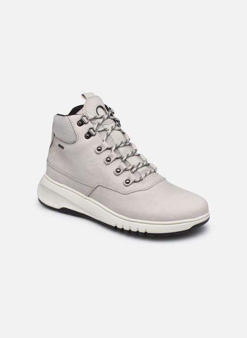 Stiefeletten & Boots Geox D AERANTIS 4X4 B ABX grau detaillierte ansicht/modell