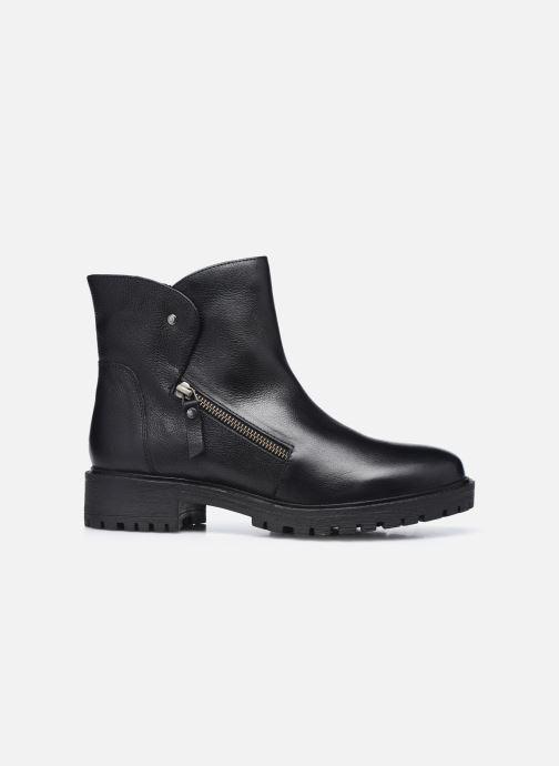 Bottines et boots Geox D HOARA FTF Noir vue derrière