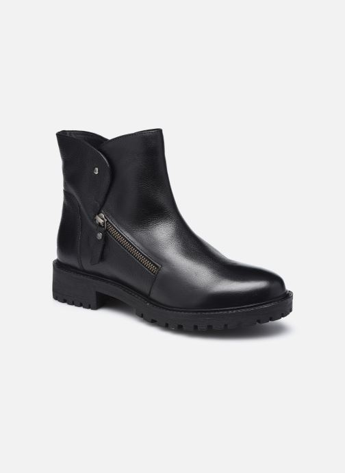 Bottines et boots Geox D HOARA FTF Noir vue détail/paire