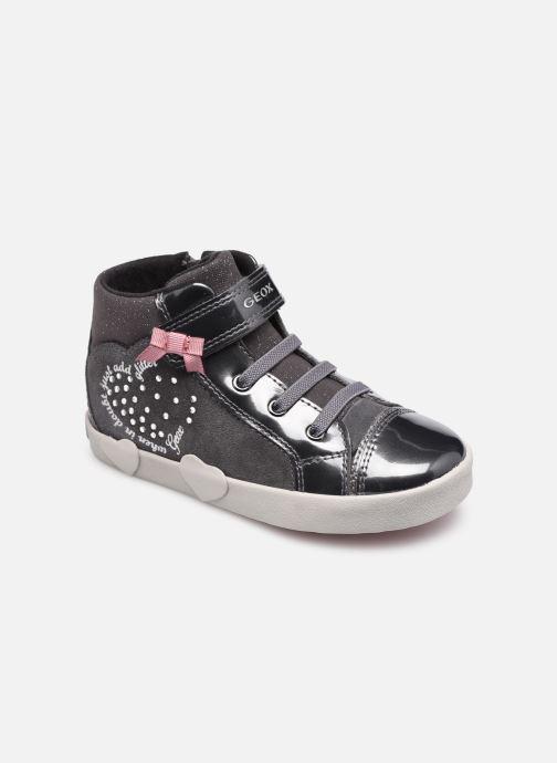 Sneaker Geox B Kilwi Girl B04D5D grau detaillierte ansicht/modell