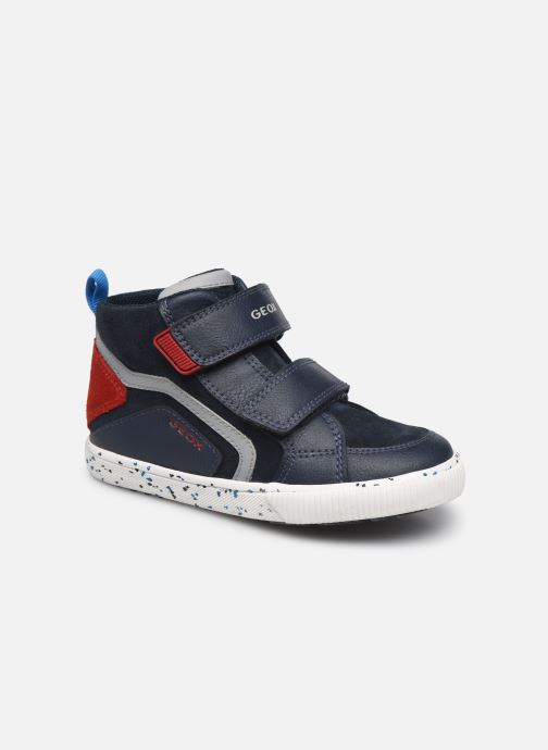 Sneaker Geox B Kilwi Boy B04A7C blau detaillierte ansicht/modell