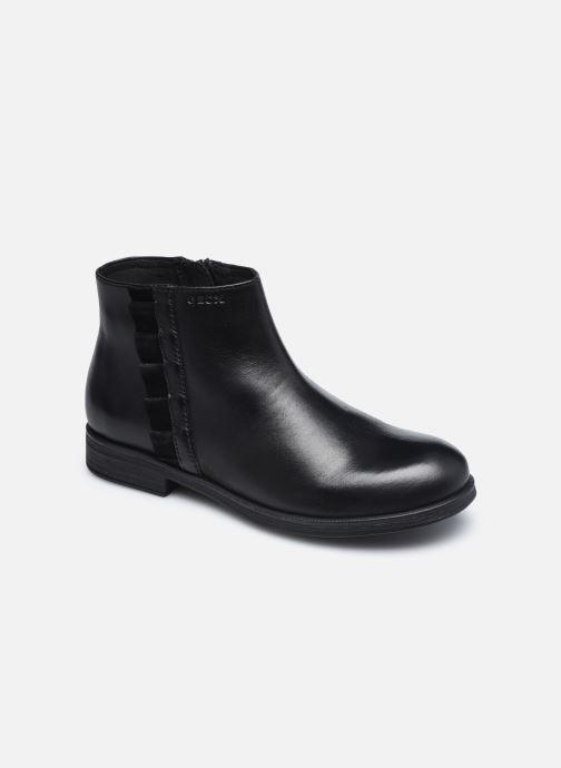 Bottines et boots Geox Jr Agata J0449D Noir vue détail/paire