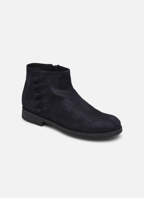 Stiefeletten & Boots Geox Jr Agata J0449D blau detaillierte ansicht/modell