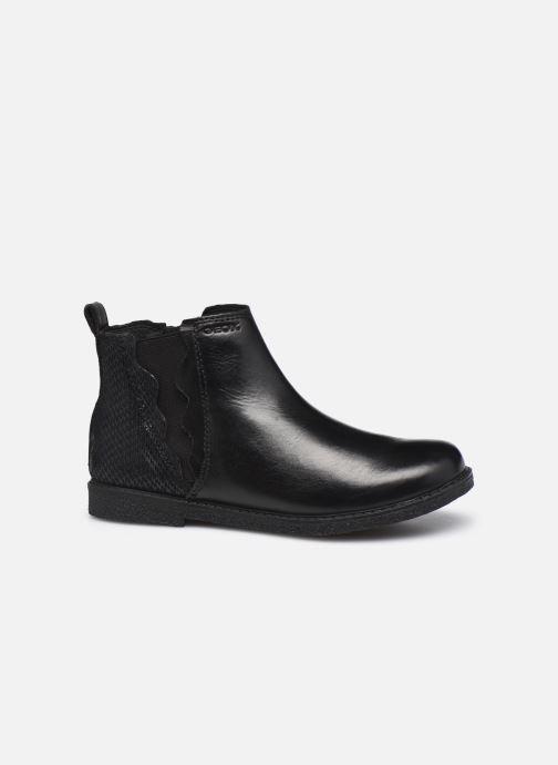Bottines et boots Geox J Shawntel Girl J044EA Noir vue derrière
