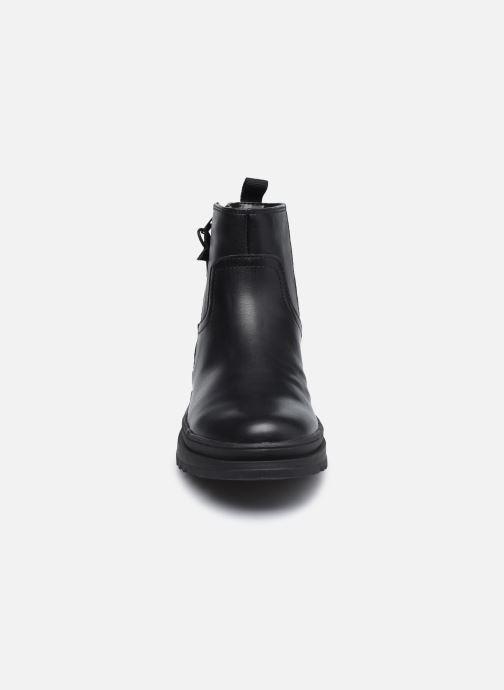 Stiefeletten & Boots Geox J Gillyjaw Girl J047XB schwarz schuhe getragen