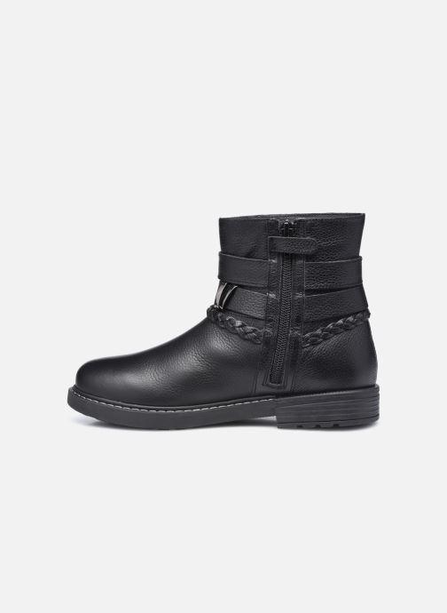 Stiefeletten & Boots Geox J Eclair Girl J049QE schwarz ansicht von vorne