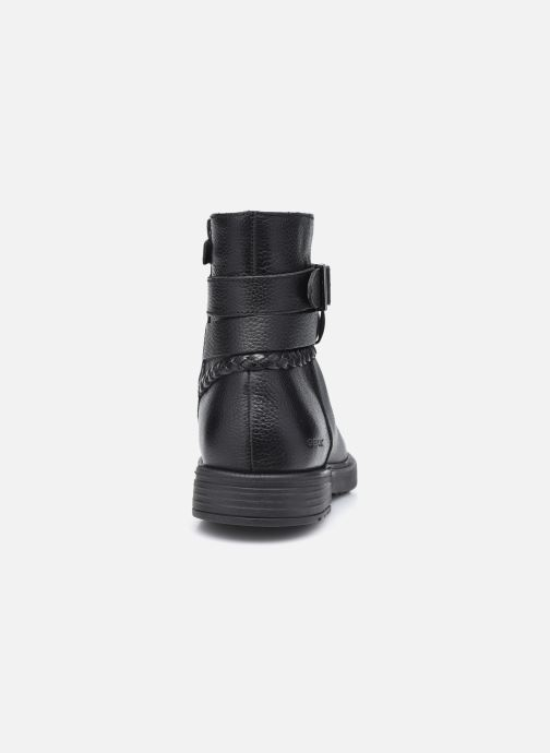 Stiefeletten & Boots Geox J Eclair Girl J049QE schwarz ansicht von rechts