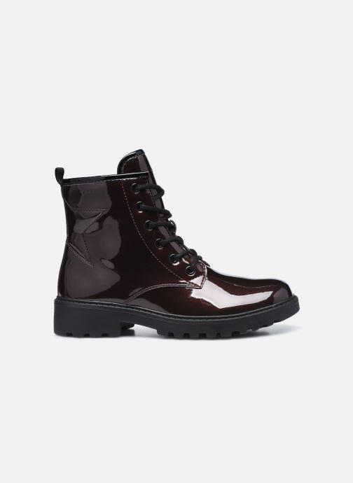 Stiefeletten & Boots Geox J Casey Girl J9420G J9420G weinrot ansicht von hinten