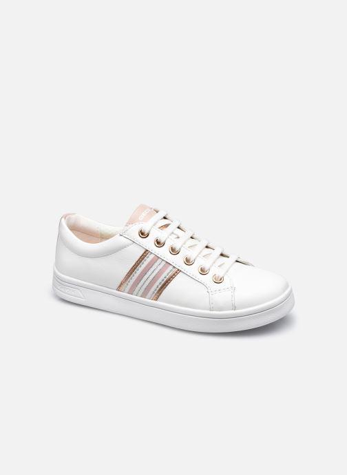 Sneakers Geox J Djrock Girl J024MH Wit detail