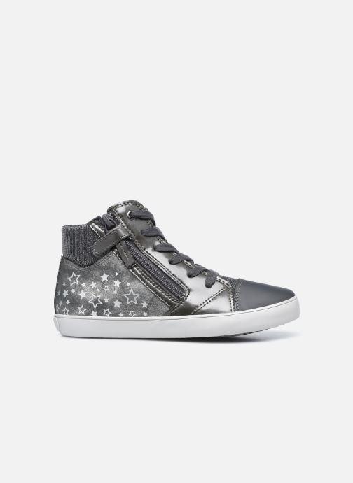 Sneakers Geox J Gisli Girl J024ND Grigio immagine posteriore