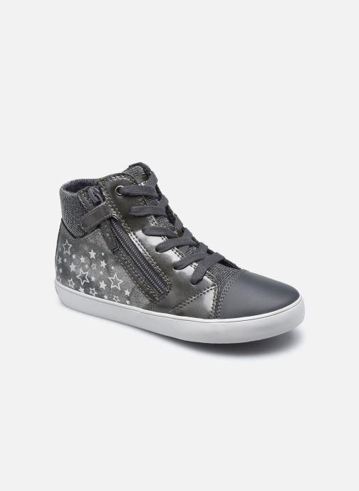 Sneakers Geox J Gisli Girl J024ND Grijs detail