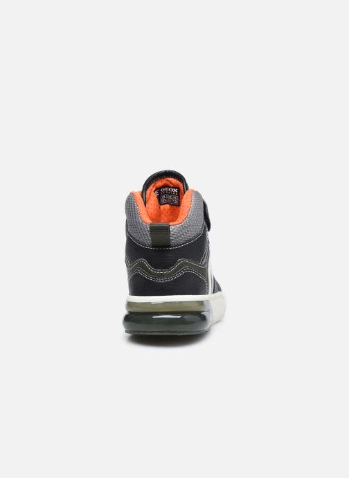Sneakers Geox J Grayjay Boy J049YD Zwart rechts