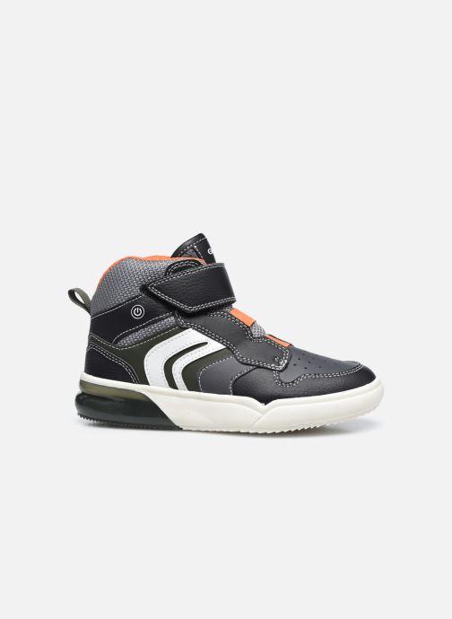 Sneakers Geox J Grayjay Boy J049YD Zwart achterkant