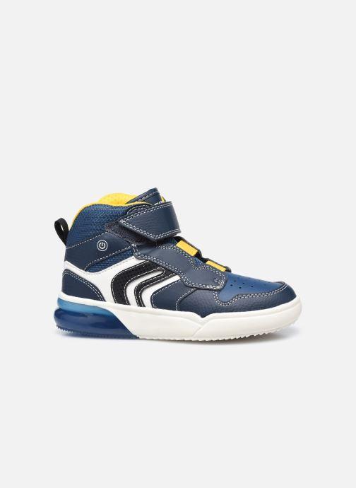 Sneakers Geox J Grayjay Boy J049YD Blauw achterkant