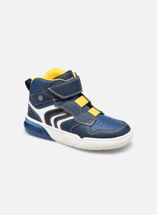Sneakers Geox J Grayjay Boy J049YD Blauw detail