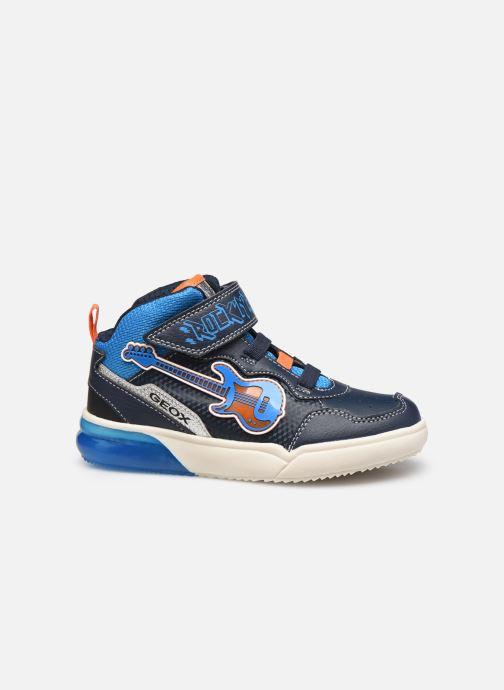 Sneakers Geox J Grayjay Boy J049YB Blå se bagfra