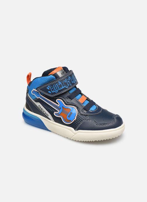 Sneakers Geox J Grayjay Boy J049YB Blauw detail