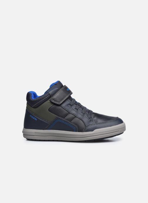 Sneakers Geox J Arzach Boy J044AA Blauw achterkant