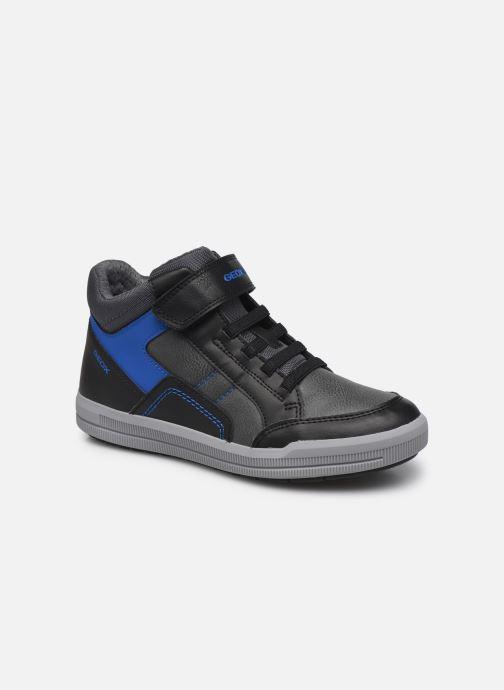 Sneaker Geox J Arzach Boy J044AA schwarz detaillierte ansicht/modell