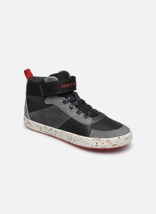 Sneaker Geox J Alonisso Boy J042CC schwarz detaillierte ansicht/modell