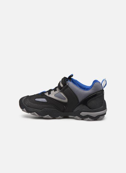 Zapatillas de deporte Geox J Buller Boy B Abx J049WA Negro vista de frente