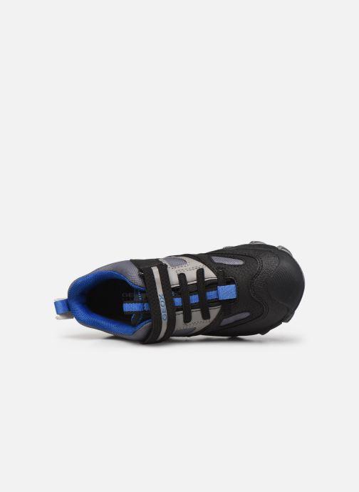Zapatillas de deporte Geox J Buller Boy B Abx J049WA Negro vista lateral izquierda