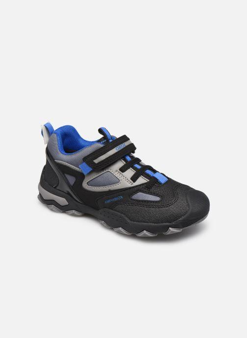 Zapatillas de deporte Geox J Buller Boy B Abx J049WA Negro vista de detalle / par