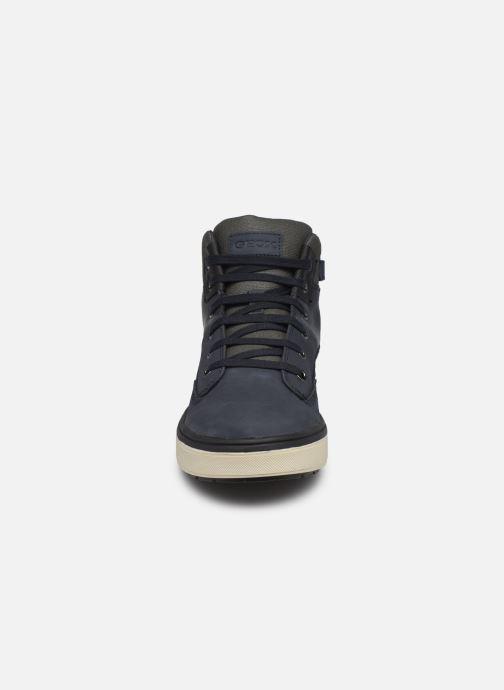 Stiefeletten & Boots Geox J Mattias B Boy Abx J040DA blau schuhe getragen