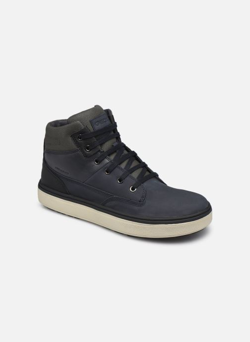 Stiefeletten & Boots Geox J Mattias B Boy Abx J040DA blau detaillierte ansicht/modell