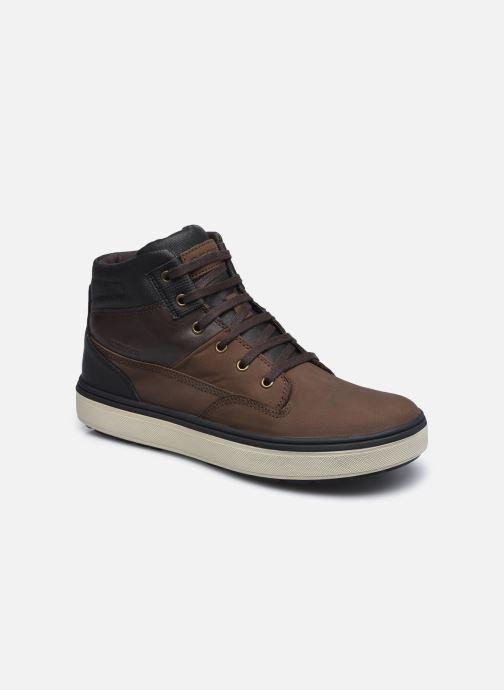 Stiefeletten & Boots Geox J Mattias B Boy Abx J040DA braun detaillierte ansicht/modell